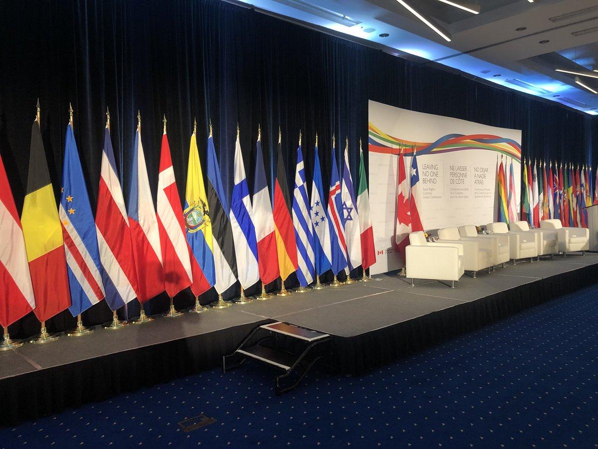 Conferencia Mundial de la Coalición por la Igualdad de Derechos de personas LGBTI, 2018