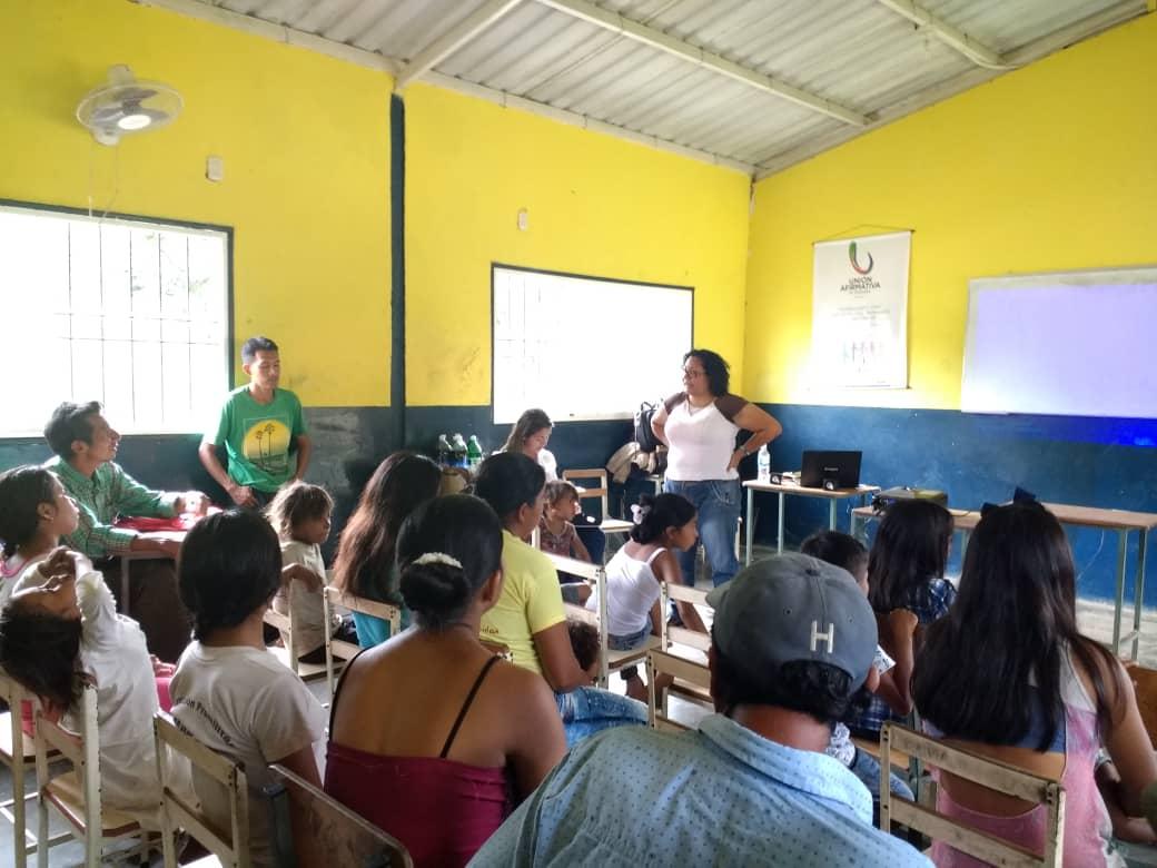 Formación y capacitación en derechos humanos relacionados a LGBTI: relato de una visita a Puerto Ayacucho