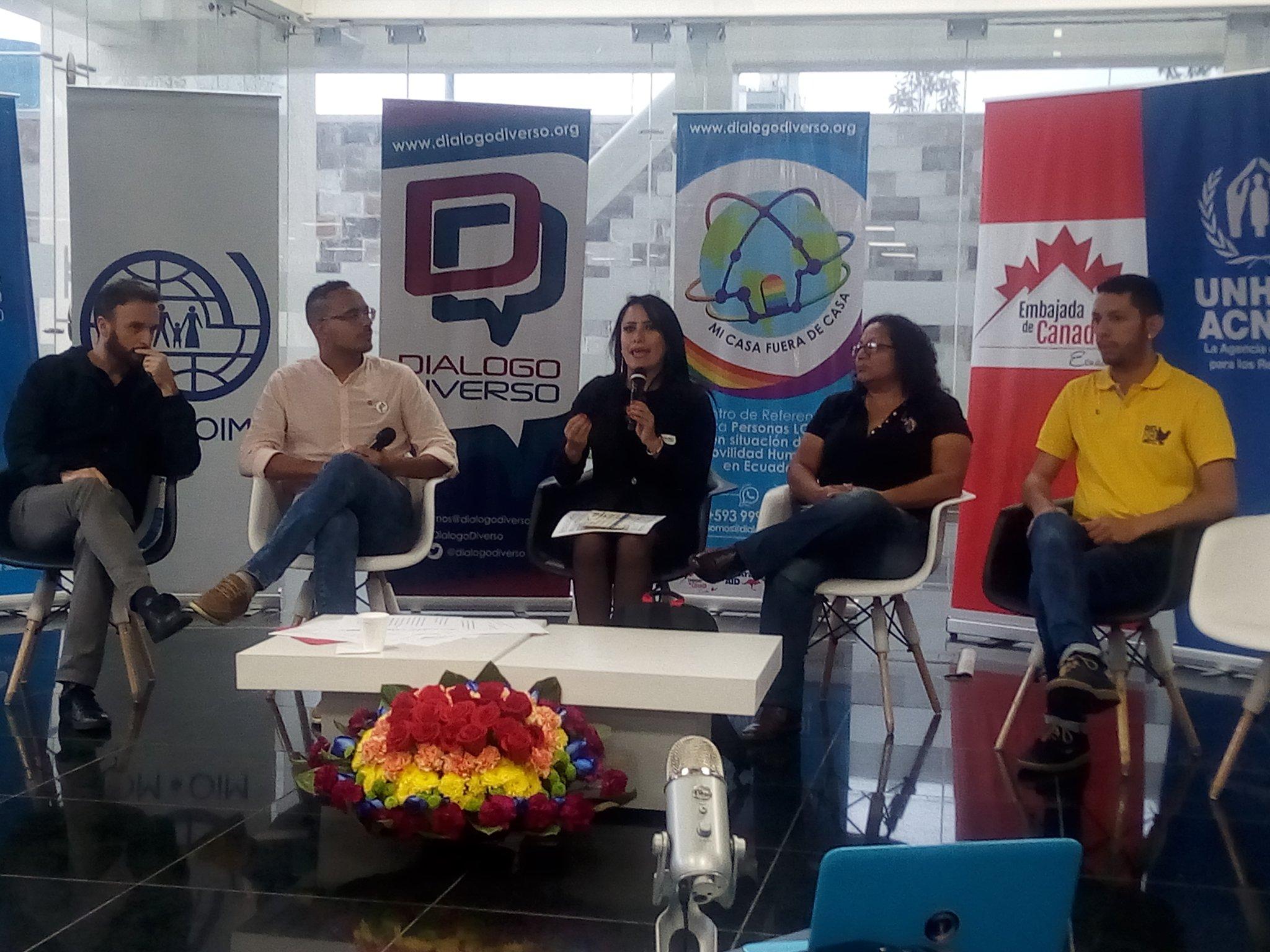 Personas LGBTI venezolanas en situación de movilidad