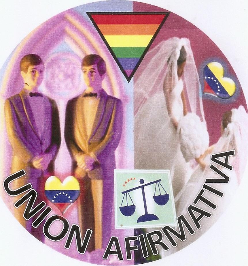 Venezolanos homosexuales se casan en el exterior