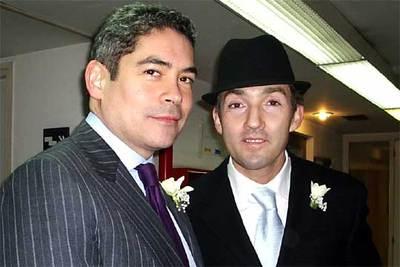 Boris Izaguirre y Rubén Nogueira, 2006 (España)